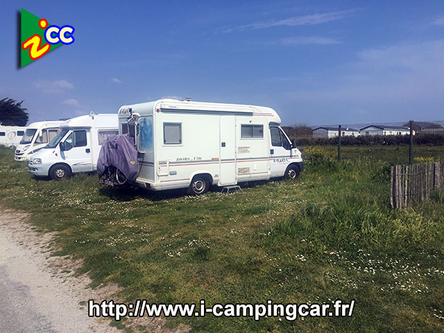auray aire camping car